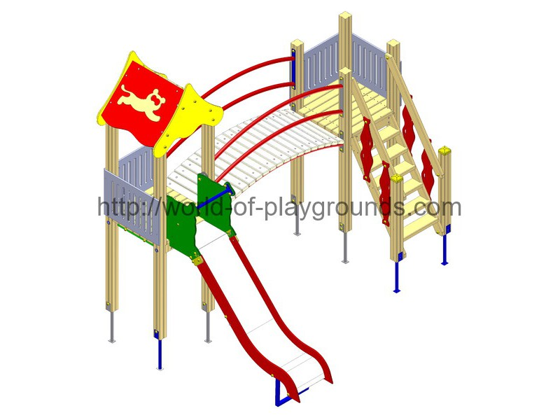 Play structure wp917