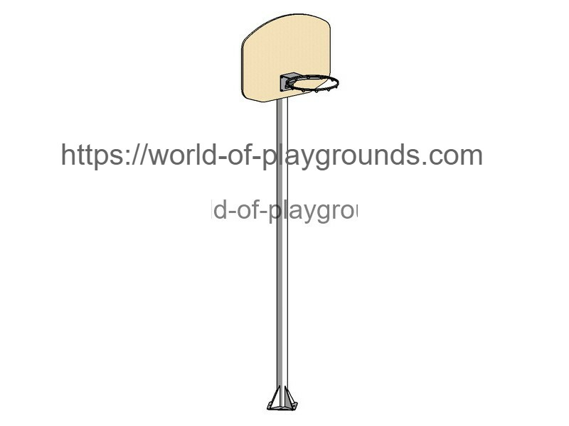 Streetball stands wp1404