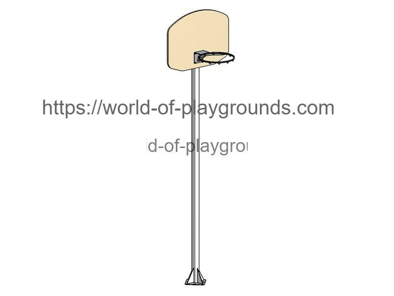Стойка для игры в стритбол wp1404