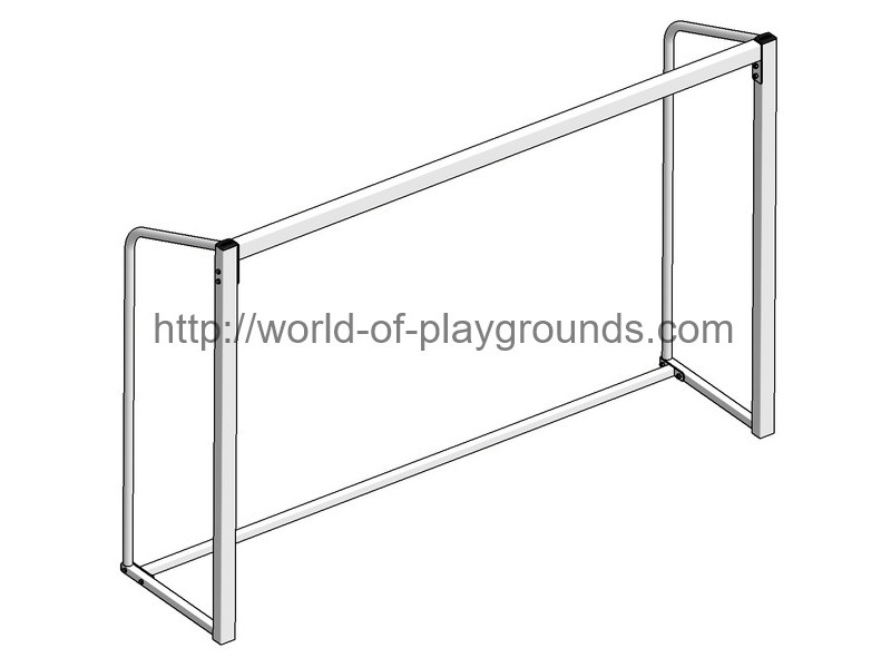 Mini-football goal (no net) wp1406