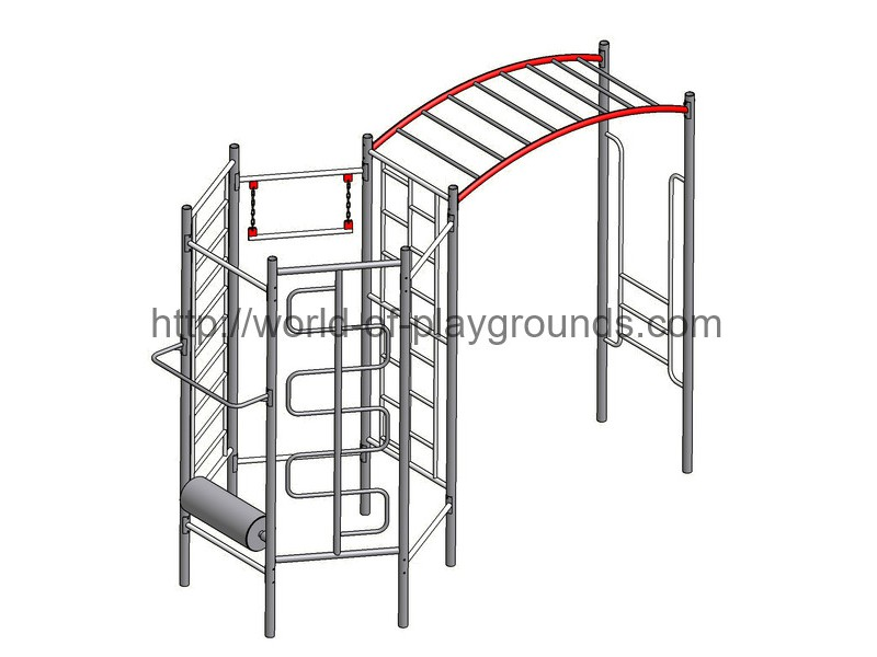 Gymnastic structure wp1028