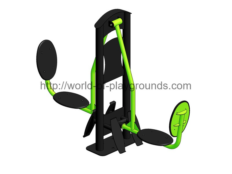 Horisontal leg press wp1306