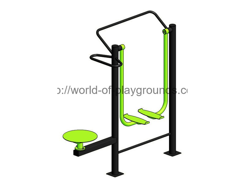 High-level walk trainer + Twister wp1323