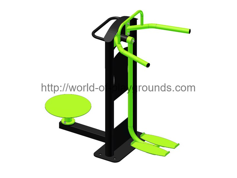 Gluteus trainer + Pendulum trainer + Twister wp1328