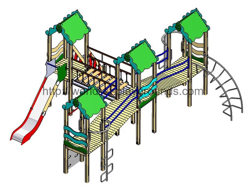 Игровой комплекс wp932