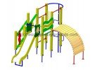 Play structure wp936