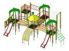 Play structure wp937