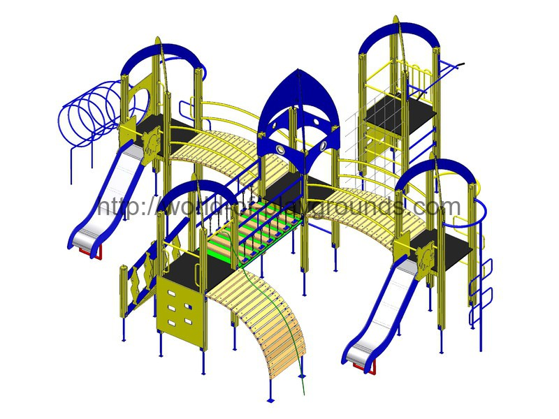 Play structure wp943