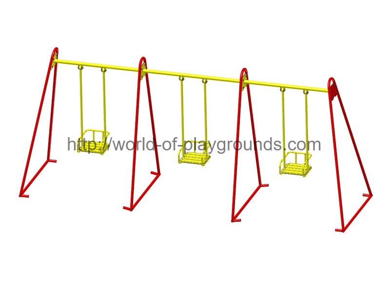 Swing for three seats wp109