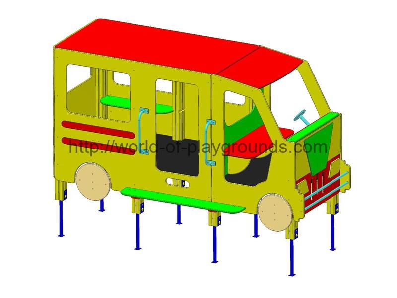 Автобус wp810