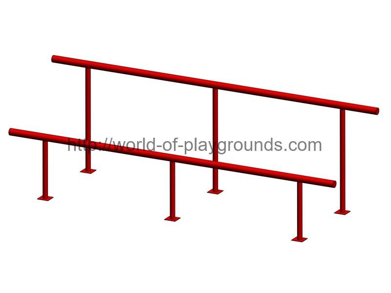 Abdominal crunch bench wp1111