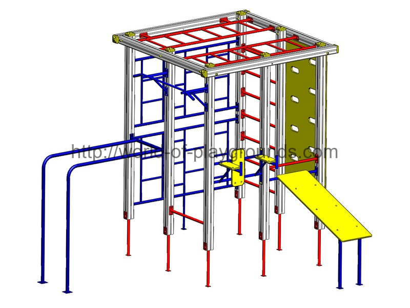 Gymnastic structure wp1001