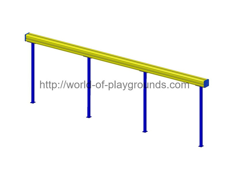 Balance beam straight wp1114