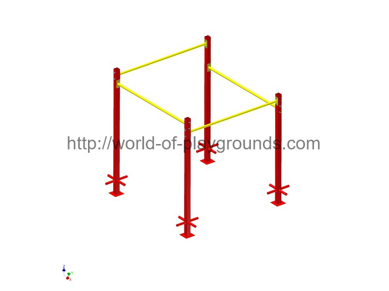 Pull-up bar for children wp1121