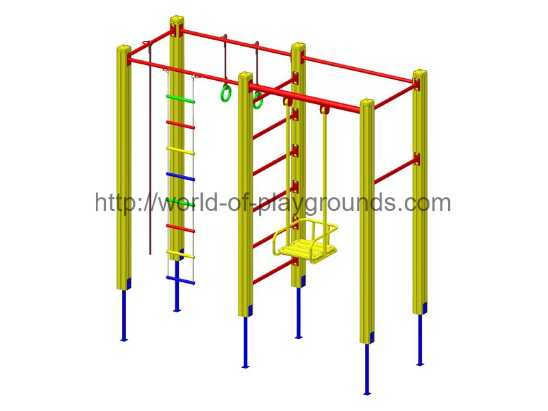 Gymnastic structure wp1012
