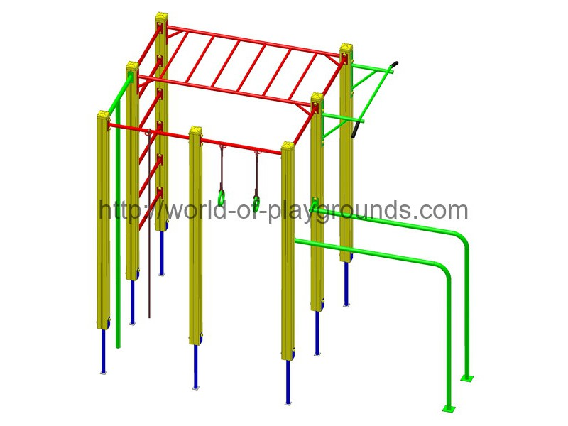 Gymnastic structure wp1013