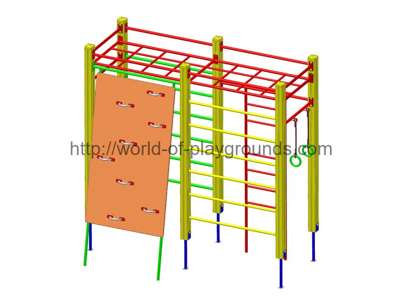 Gymnastic structure wp1015