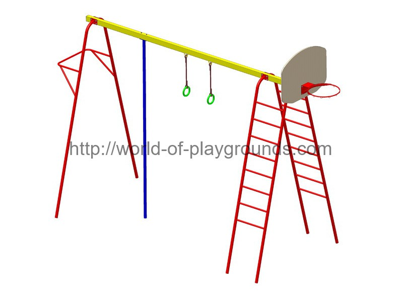 Gymnastic structure wp1019