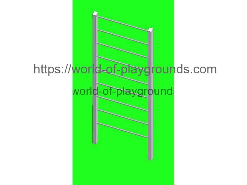 Wall bars 3м wp1123