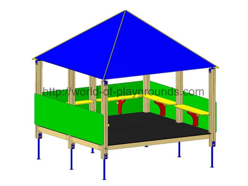 Pavilion wp606