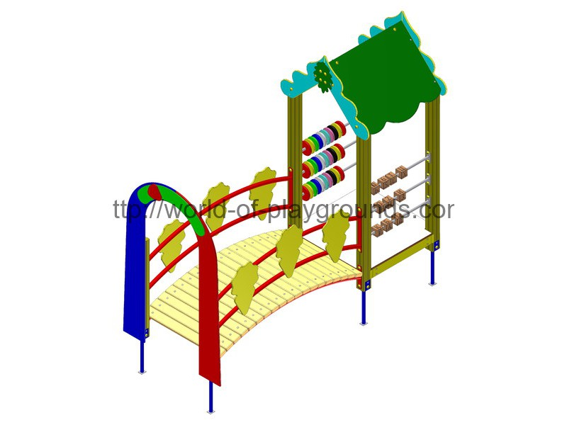 Play structure wp908