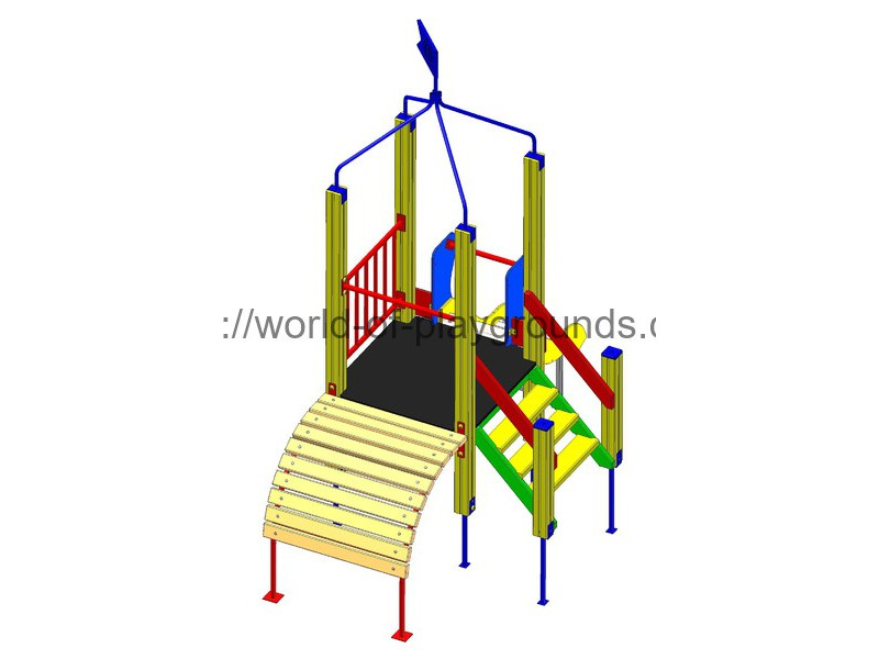Play structure wp911
