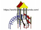 Play structure (Slide 0,7 м) wp906