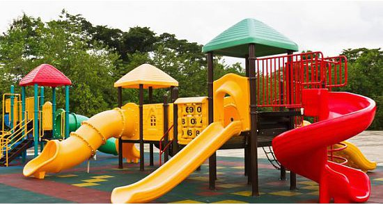 Proper Kids Playground Design