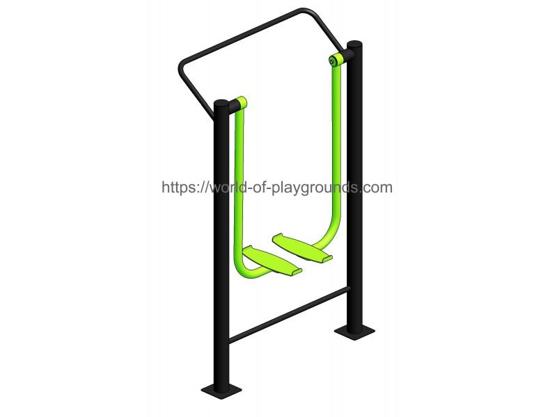High-level walk trainer wp1310