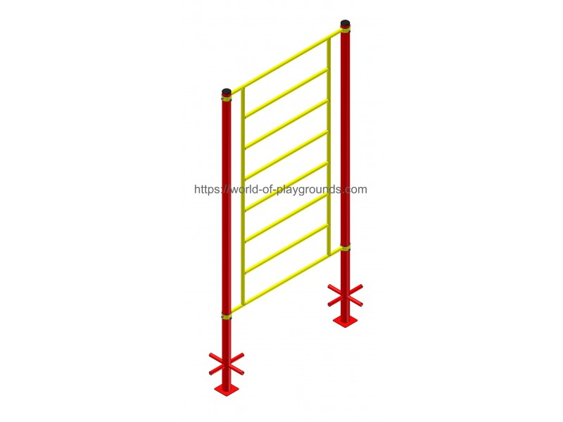 Wall bars wp1509