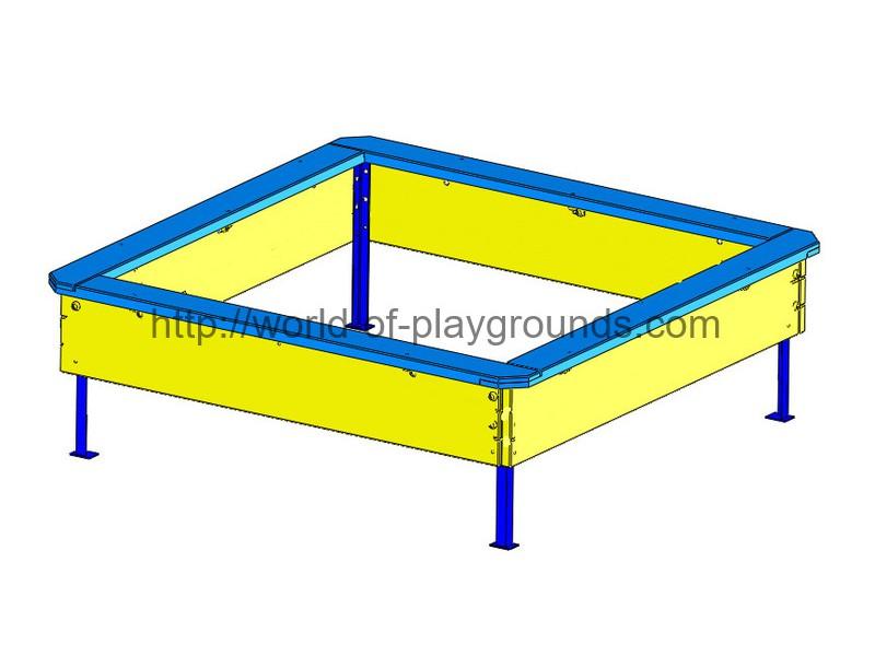 Sandbox medium (plywood) wp404