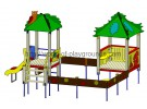 Sand yard (0,7 m slide) wp411