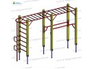 Gymnastic structure wp1003