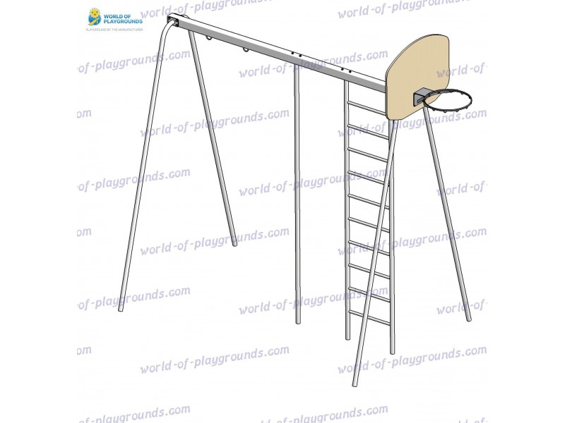 Gymnastic structure wp1005