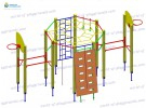 Gymnastic structure wp1008