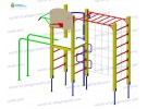 Gymnastic structure wp1016