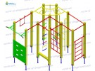 Gymnastic structure wp1021
