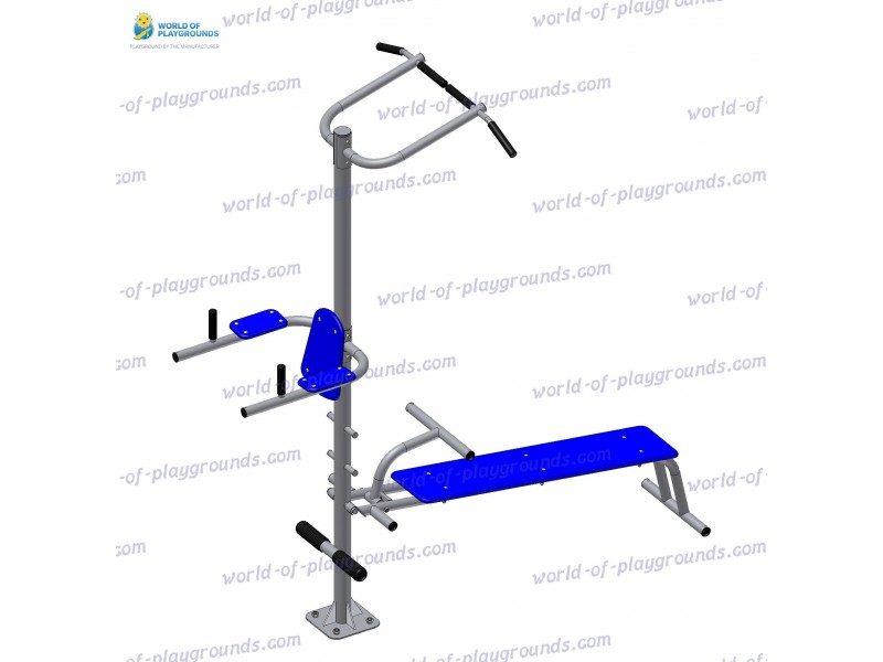 Gymnastic structure wp1025