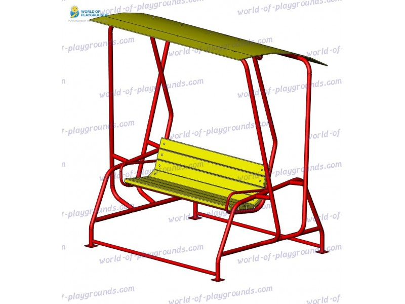 Bench swing wp106