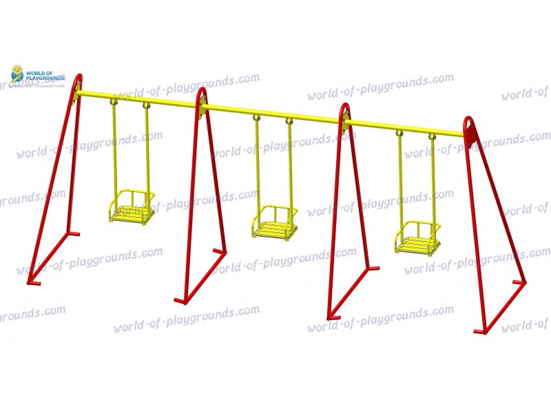 Swing for three seats wp109
