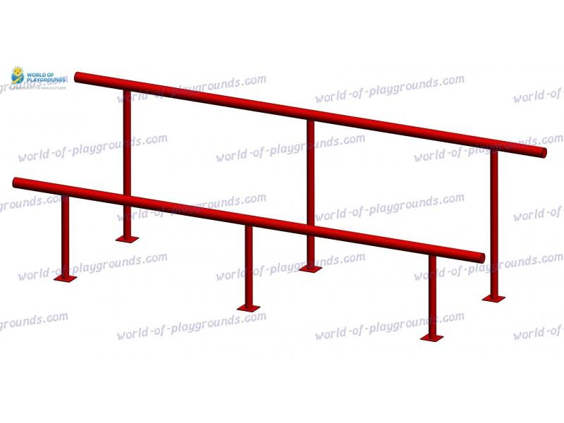 Abdominal crunch bench wp1110