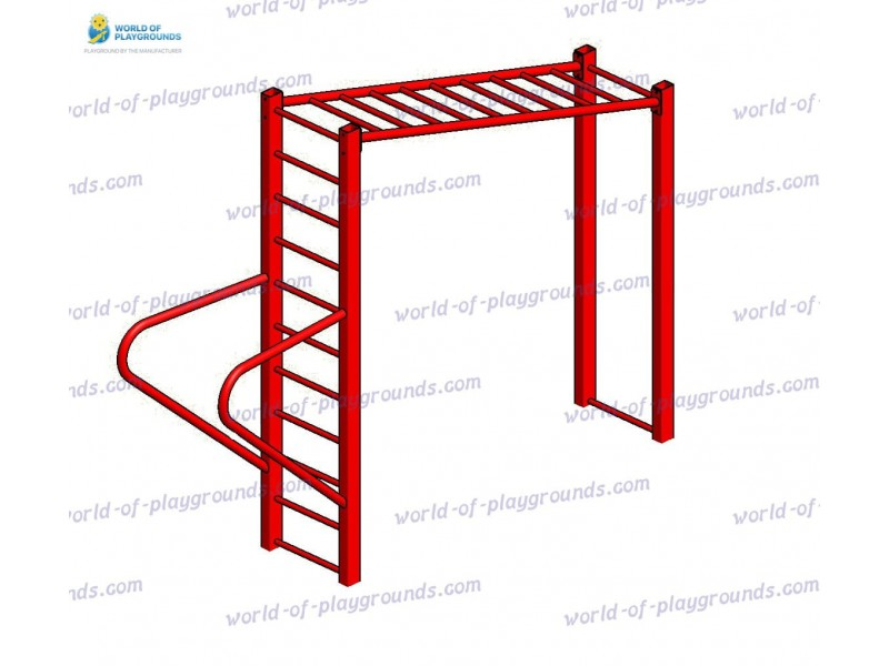 Monkey way & Parallel bars wp1117