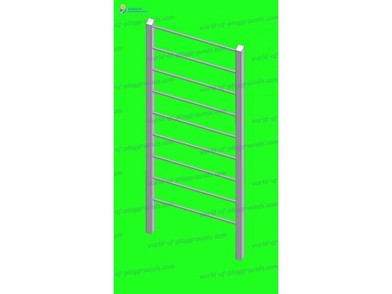 Wall bars 3м wp1122