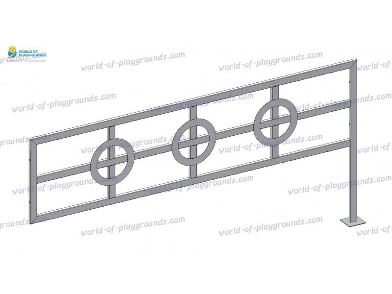 Ограждение (труба 40*20) wp1206