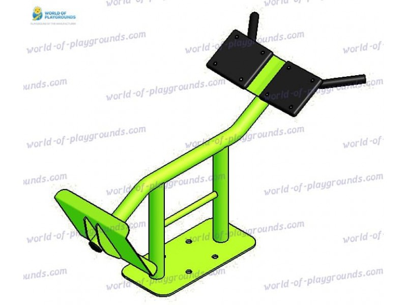 Back Extension wp1315