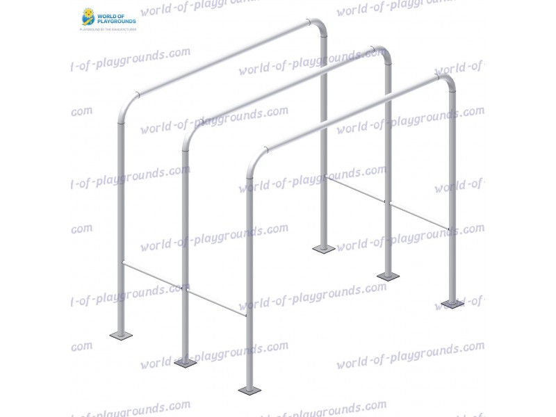 Parallel bars wp1502