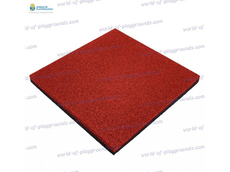 Резиновая плитка 25 мм wp1502
