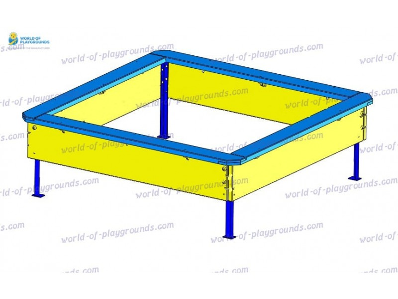 Sandbox medium (plywood) wp404