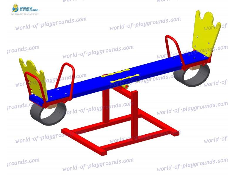Seesaw portable wp503