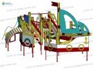 Ship (0,7 m slide) wp801